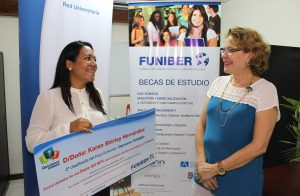 "FUNIBER awards the second prize of its contest ""FUNIBER Opinions"""