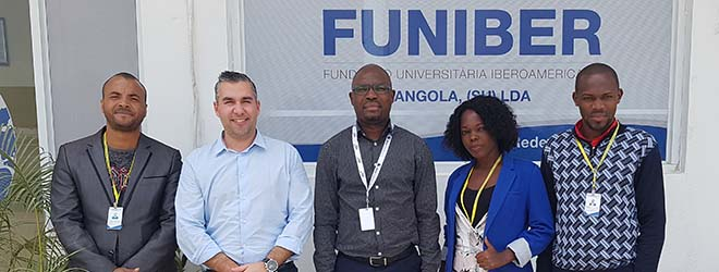 FUNIBER headquarters in Angola move from its current location