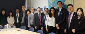 FUNIBER welcomes representatives of the Zhejiang University, one of the most prestigious universities in China