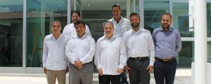 The new CITTECAM building was inaugurated in Campeche (Mexico)