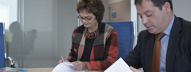 FUNIBER and UNEATLANTICO sign an agreement with UNICEF