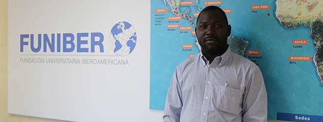 FUNIBER's representative in Equatorial Guinea visits the Foundation's headquarters in Spain