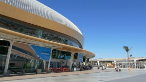 International Airport of Faro (Portugal).