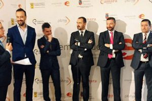 The Torrelavega's Chamber of Commerce presents in Madrid the 1st Entrepreneurship Open Contest