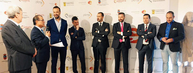 The Torrelavega's Chamber of Commerce presents in Madrid the 1st Entrepreneurship Open Contest