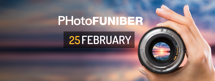FUNIBER launches its 1st Photo Contest, PHotoFUNIBER'19