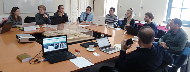 FUNIBER participates in a meeting at Athens for the ESSENCE project's follow-up