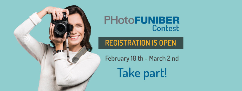 FUNIBER organizes its 2nd International Photography Contest, PHotoFUNIBER'20