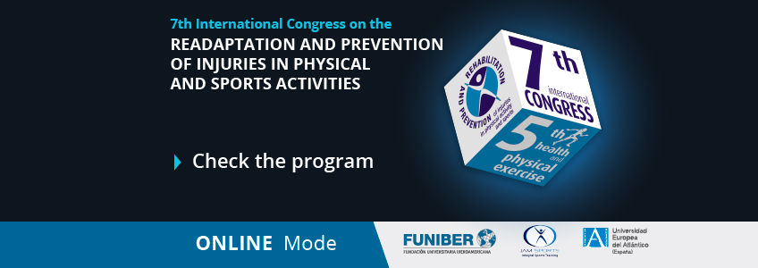 The Congress of Readaptation and Injury Prevention program schedule is now available