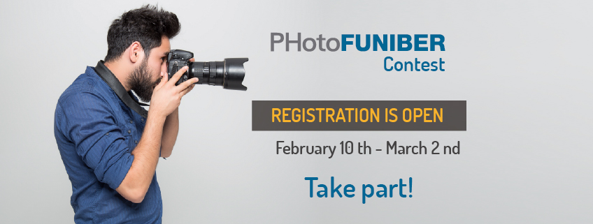 FUNIBER organizes the 3rd edition of the PHotoFUNIBER'21 International Photography Contest