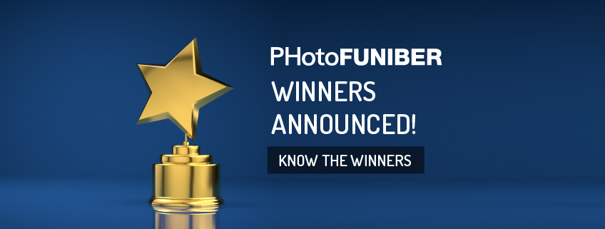 The 3rd edition of the PHotoFUNIBER'21 International Photography Contest has ended