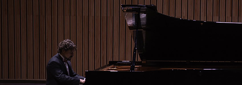 Pianist José Luis Nieto foresees his return to the stage