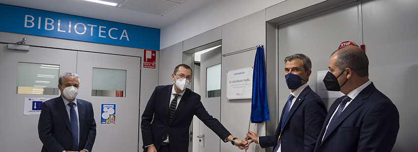 UNEATLANTICO inaugurates Cellular and Molecular Biology Laboratory